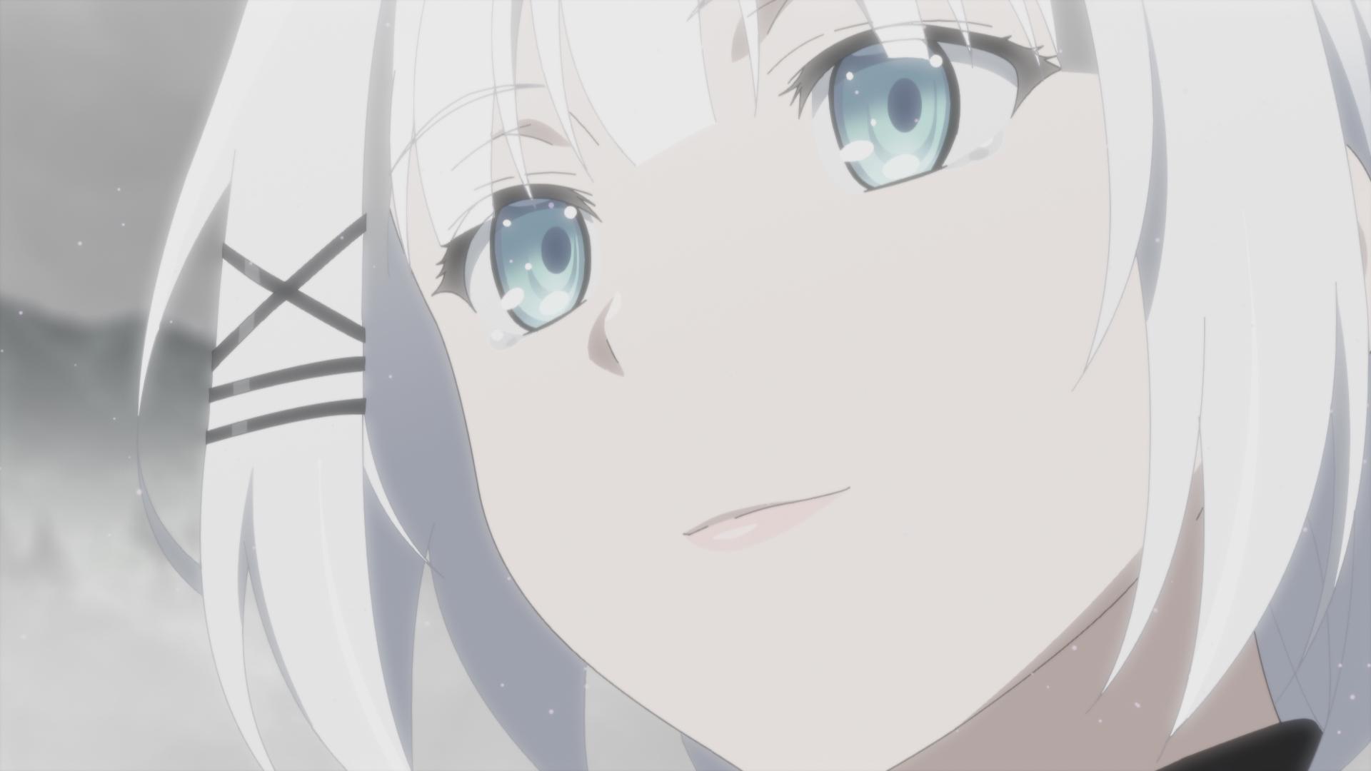 """Captura de tela do episódio 11 de """"The Detective is Already Dead"""", mostrando Siesta"""